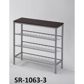 Стойка для обуви SR-1063-3 орех Onder 2019