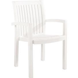 Кресло Нета белое PAPATYА