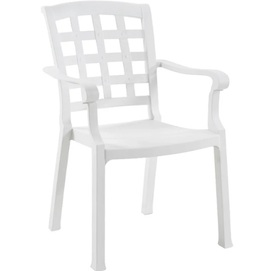 Кресло Паша белое PAPATYА