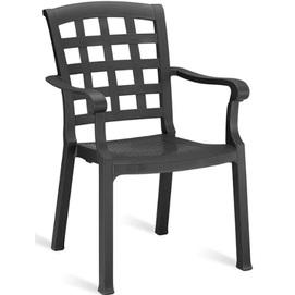 Кресло Паша антрацит PAPATYА