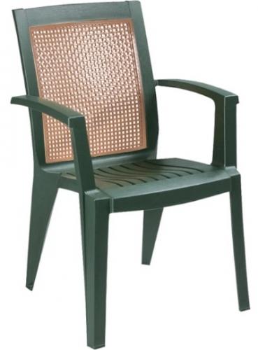 Кресло Сапфир зеленое PAPATYА