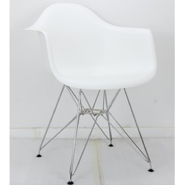 Кресло Leon CH-ML белый Thexata 2019
