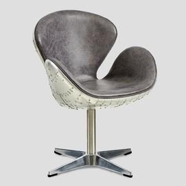 Кресла DB005219 серое Dialma Brown