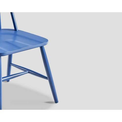 Стул DB005658 синий Dialma Brown