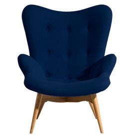 Кресло Флорино синее Mebelmodern 2019