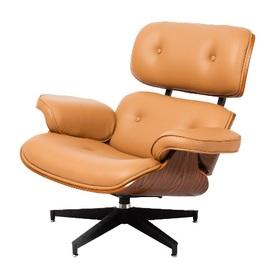Кресло Eames lounge бежевое iCOO