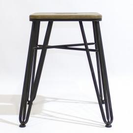 Табурет 1960 черный Mon