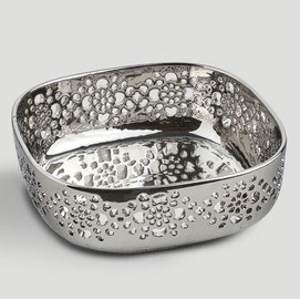 Чаша DB005084 серебро Dialma Brown