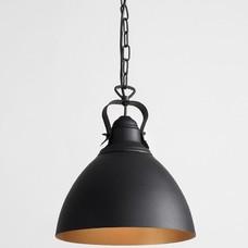 Лампа подвесная PIKO 775G1 черная Aldex