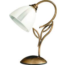 Лампа настольная RYBKA 401B белая Aldex