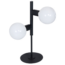 Лампа настольная BIKER I 941B черная Aldex