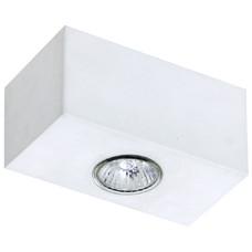 Точечный светильник BRASCO 729S белый Aldex