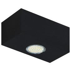 Точечный светильник BRASCO 729S_1 черный Aldex