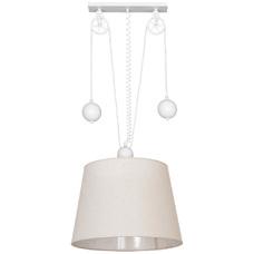 Лампа подвесная DANTON 901G5 бежевая Aldex