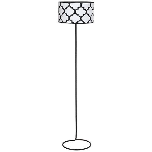 Лампа напольная ROCCO 918A белая Aldex