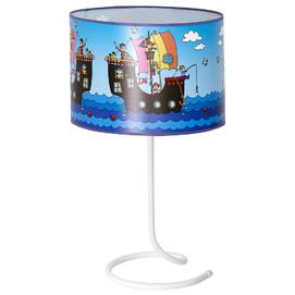 Лампа детская 657B12 цветная Aldex