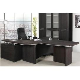 Кабинет руководителя Оникс со шкафами-1 Венге Famm