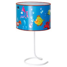 Лампа детская 657B10 голубая Aldex