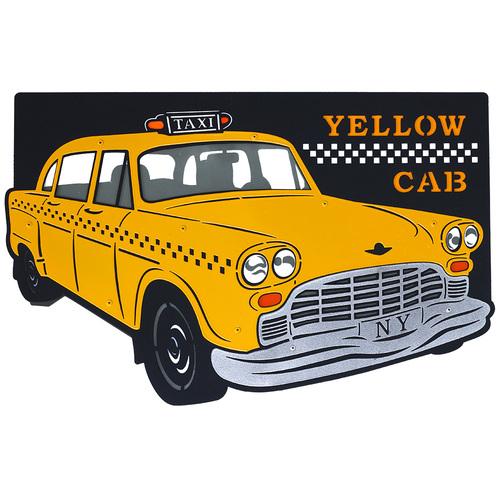 Светильник настенный ARLET TAXI 821S8 желтый Aldex