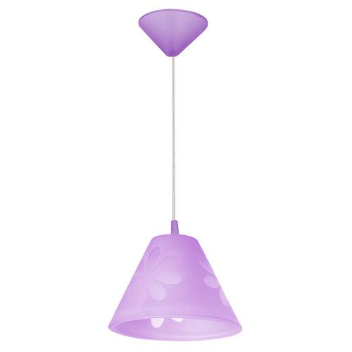 Лампа детская TĘCZA 626G фиолетовая Aldex