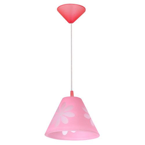 Лампа детская TĘCZA 626G1 розовая Aldex
