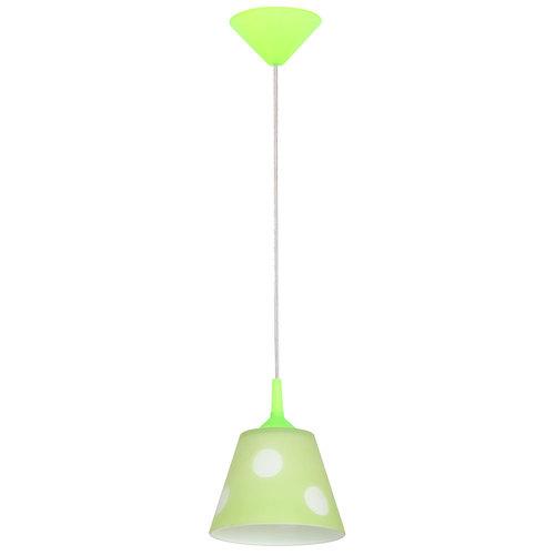 Лампа детская TĘCZA 626G2 зеленая Aldex