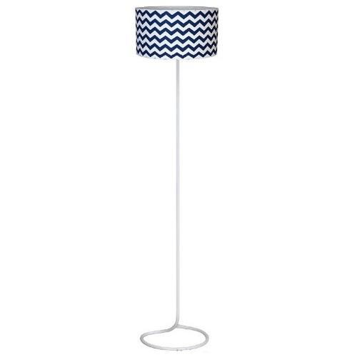Лампа напольная Roma BLUE 919A11 синяя Aldex