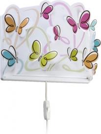 Бра Butterfly 62148 белое Dalber