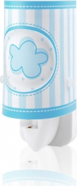 Ночник Sweet Light 63222L голубой Dalber