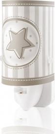 Ночник Sweet Light 63223L серый Dalber