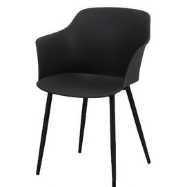Кресло 3645 / 44 черное Zijlstra 2018