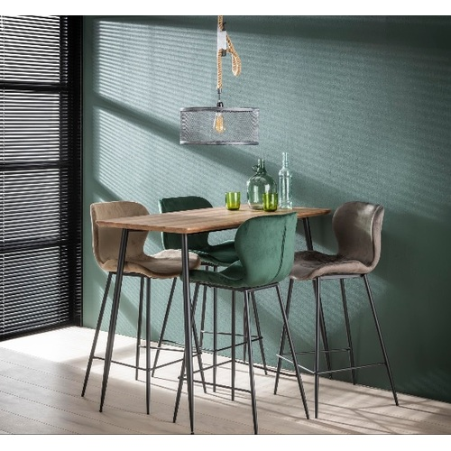 Стол барный 3731/53 коричневый Zijlstra 2019N