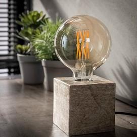 Лампа настольная 7158/31 антик никель Zijlstra 2019N