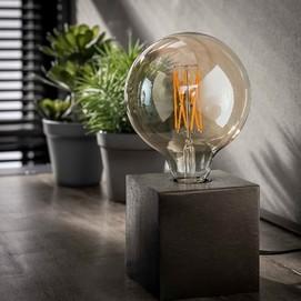 Лампа настольная 7158/31Z антик черный Zijlstra 2019N