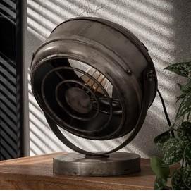 Лампа настольная 7661/29 серебро Zijlstra 2019N