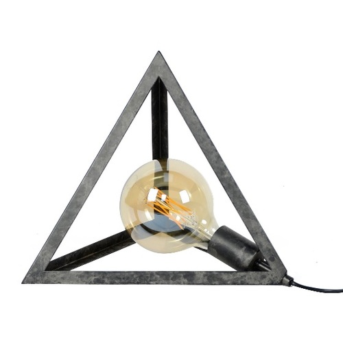 Лампа настольная 7926/76 серая Zijlstra 2019N