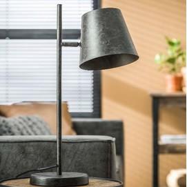 Лампа настольная 7944/76 серая Zijlstra 2019N
