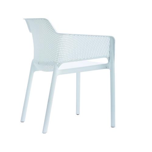 Кресло Amado белый 9014 Thexata 2019