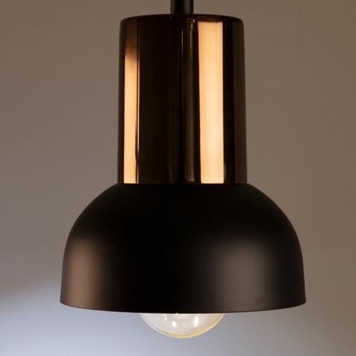 Лампа подвесная Anina AA4303R35 черная Laforma 2019