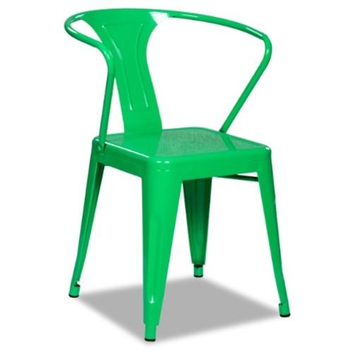 Кресло Loft зеленое Peijan есть 2шт