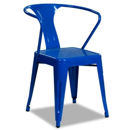 Кресло Loft синее Peijan