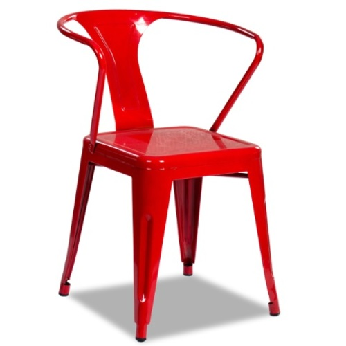 Кресло Loft красное Peijan
