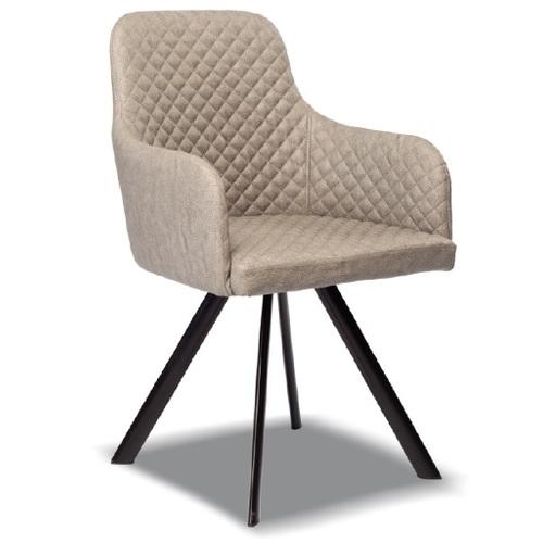 Кресло МС 10-3 серое Peijan