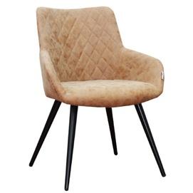Кресло CD-8302 коричневое Peijan