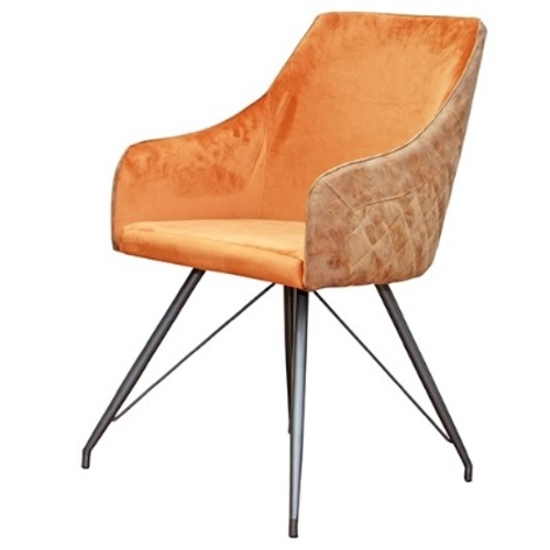 Кресло CD-8308 коричневое Peijan