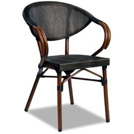 Кресло Loza черное Peijan
