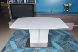 Стол обеденный раскладной DALLAS белый Kolin 2019