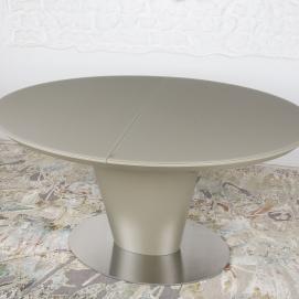 Стол обеденный раскладной GEORGIA 120 см мокко Kolin 2019