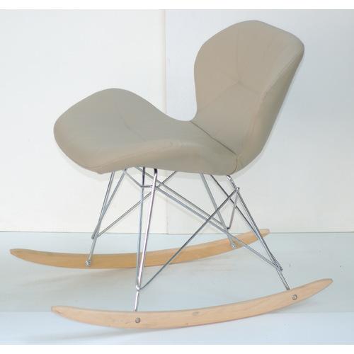 Кресло качалка Invar 9350 бежевая Thexata 2019