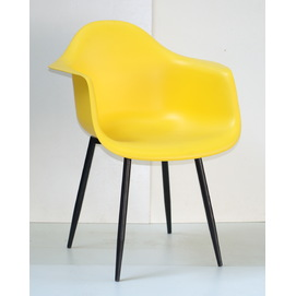 Кресло Leon 9336 желтое Thexata 2019